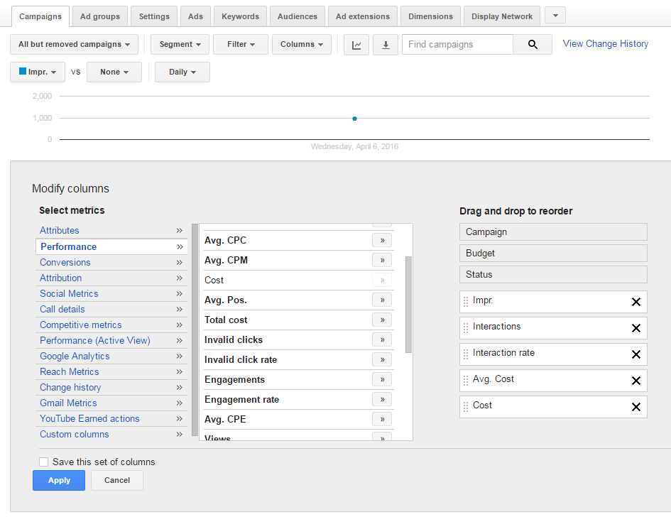 adwords-invalid-clicks-reporting-setting